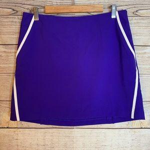 Adidas Climacool Blue Tennis Skirt